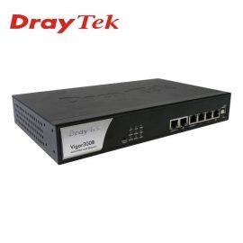 Thiết bị mạng Draytek Vigor300B Quad Wan Router- Hàng chính hãng
