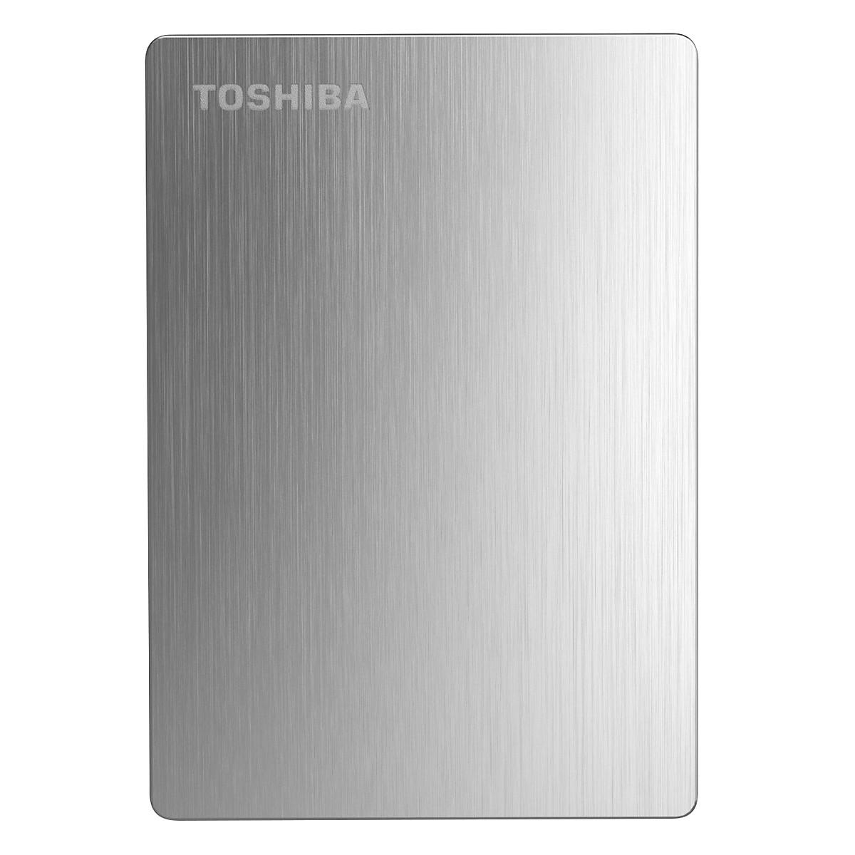 Ổ Cứng Di Động Toshiba CANVIO SLIM 1TB – USB 3.0 – Hàng Chính Hãng