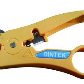 Dụng cụ tuốt vỏ cáp và cắt rời UTP/STP DINTEK _6101-05002