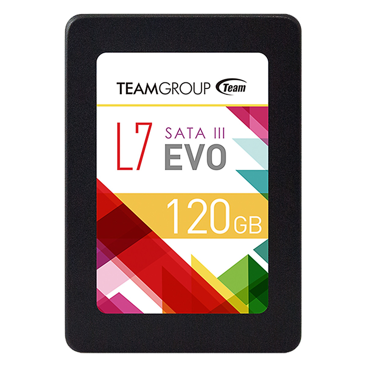 Ổ Cứng SSD 120GB Team L7 EVO Sata III – Hàng Chính Hãng