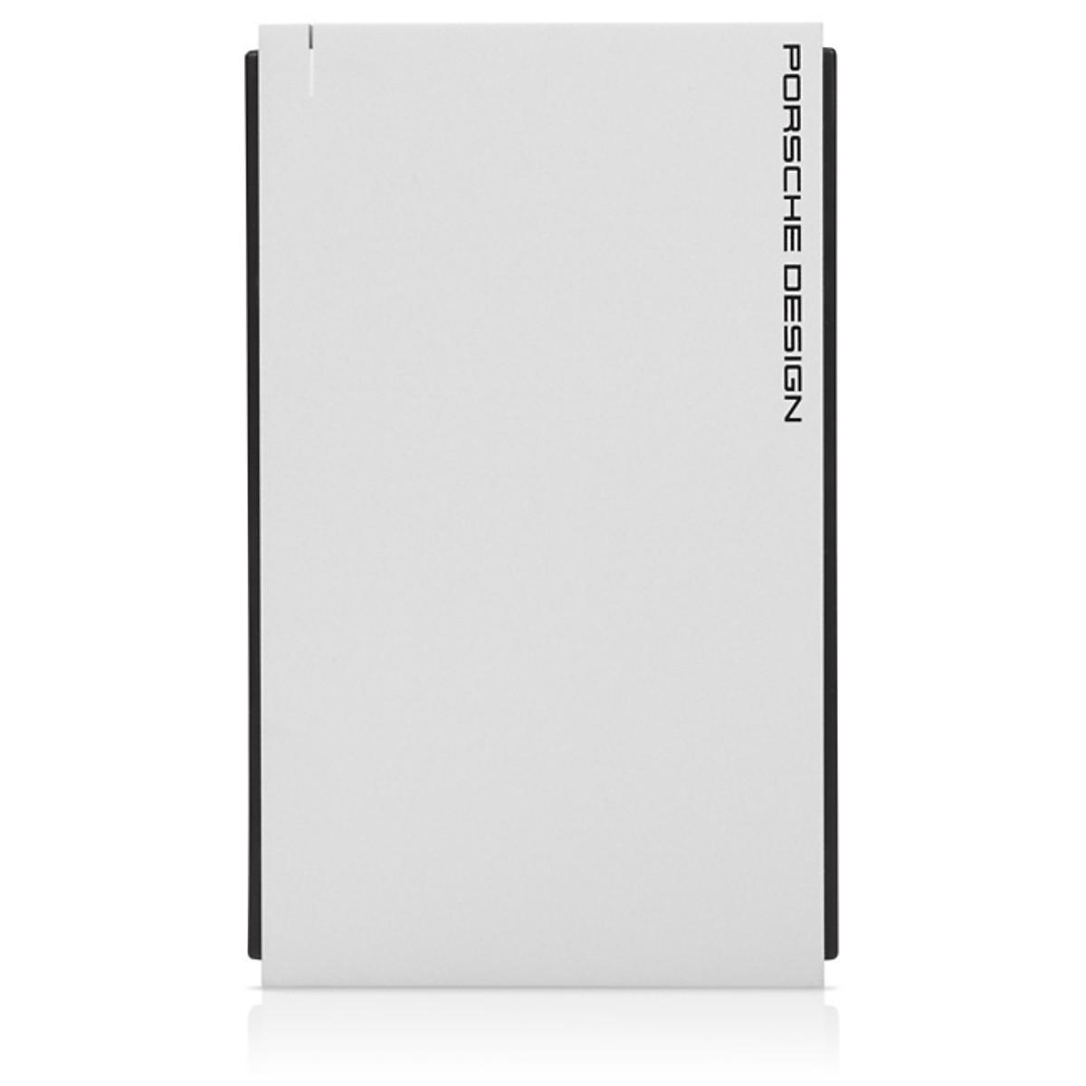 Ổ Cứng Di Động LaCie Porsche P'9223 1TB – USB 3.0 – Hàng chính hãng