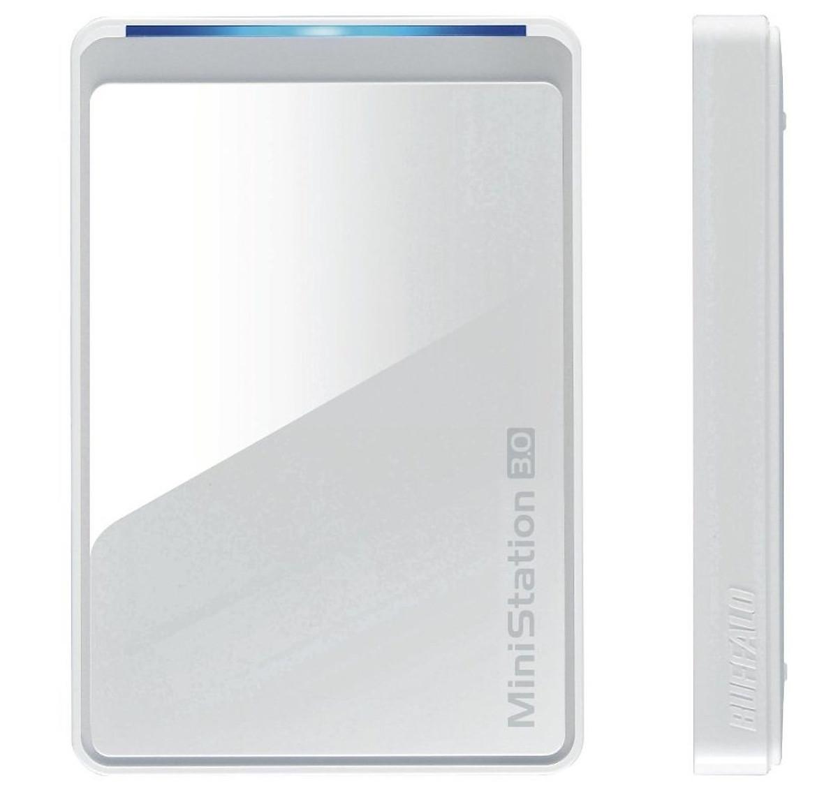 Ổ Cứng Di Động Buffalo MiniStation Pocket USB 3.0 – 1TB – Hàng Chính Hãng