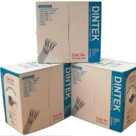Cáp mạng DINTEK CAT.6 FTP, 4 pair, 23AWG 305mbox