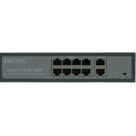 Switch APTEK SF1082P 8 cổng POE