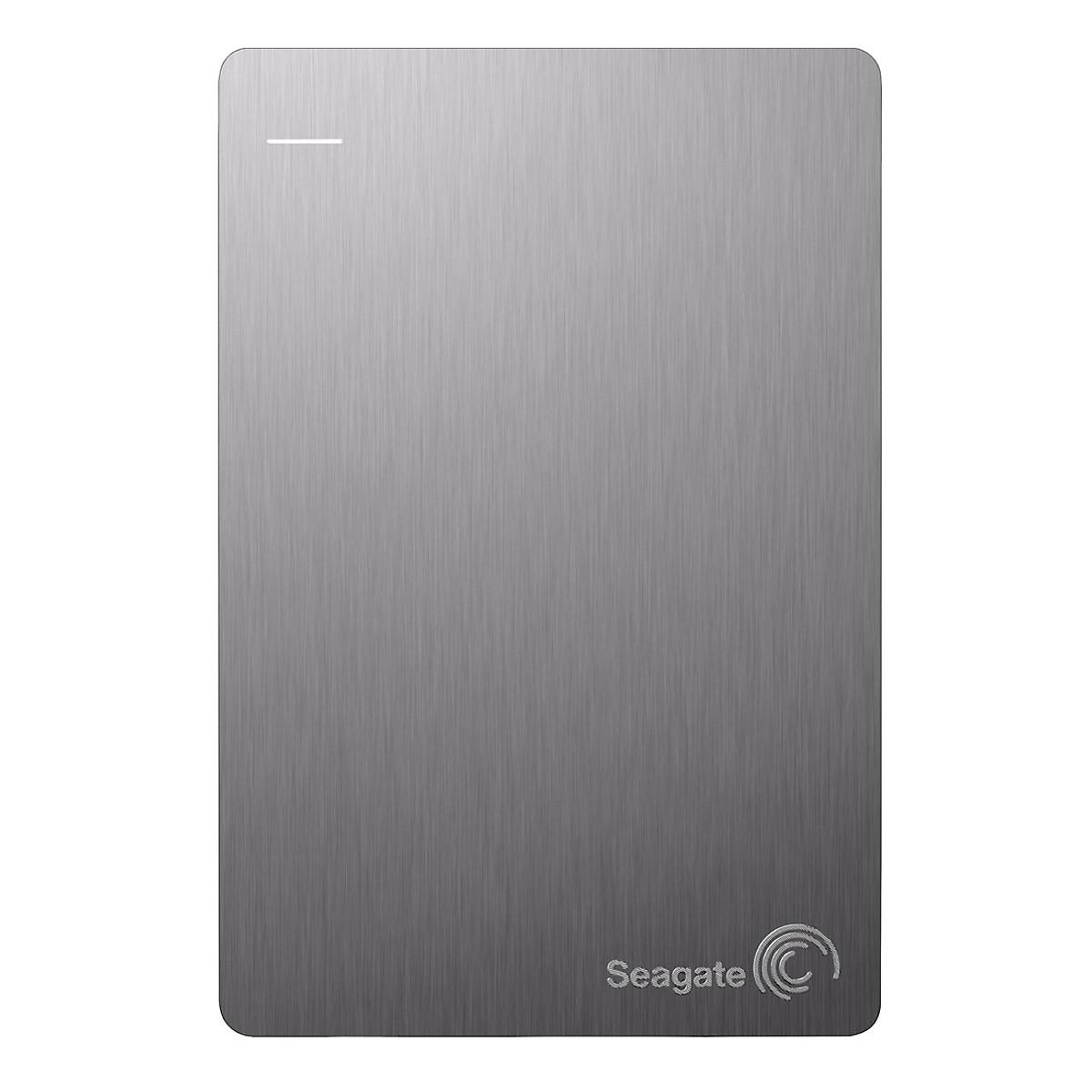 Ổ Cứng Di Động Seagate Backup Slim 500GB – USB 3.0 – Hàng Chính Hãng