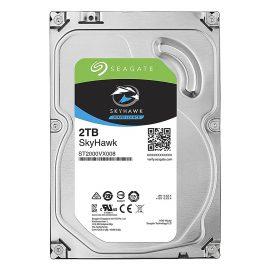 Ổ Cứng HDD Video Seagate SkyHawk 2TB/64MB/3.5 – ST2000VX008 – Hàng chính hãng