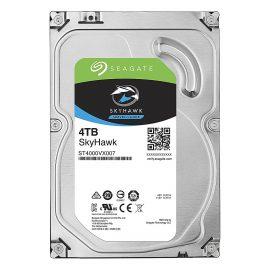 Ổ Cứng HDD Video Seagate SkyHawk 4TB/64MB/3.5 ST4000VX007 – Hàng Chính Hãng