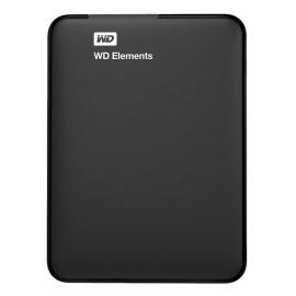 Ổ Cứng Di Động WD Elements 1TB 2.5 USB 3.0 – WDBUZG0010BBK – Hàng Chính Hãng