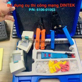 Bộ dụng cụ thi công cáp mạng DINTEK – 6106-01003