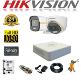 TRỌN GÓI 2 CAMERA HIKVISION 2.0MP (HIK-2139140)